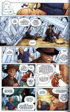 Extrait de Archer & Armstrong -3- Le Lointain