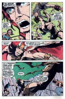 Extrait de Conan the Barbarian Vol 1 (Marvel - 1970) -1- The coming of Conan!