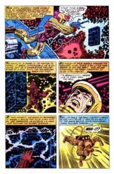 Extrait de 2001: A Space Odyssey (1976) -4- Wheels of death!