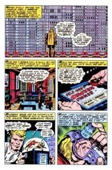 Extrait de 2001: A Space Odyssey (1976) -5- Norton of New York 2040ad