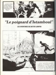 Extrait de Dieter Lumpen (Les Aventures de) -1- Le Poignard d'Istamboul