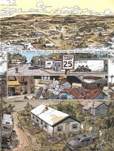 Extrait de Celui qui est né deux fois / Red road -4- American Buffalos