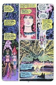 Extrait de Red Sonja Vol.1 (Marvel comics - 1977) -9- Chariot of the fire stallions!