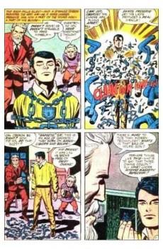 Extrait de Mister Miracle (DC comics - 1971) -1- The murder missile trap!