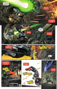 Extrait de All-New Captain America (2015) -1a- All-New Captain America