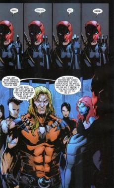 Extrait de Death of Wolverine: The Logan Legacy (2014) -7- Issue 7