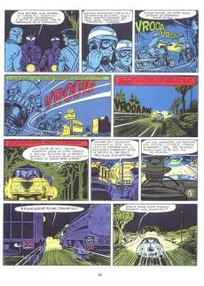 Extrait de Michel Vaillant -4f2001- Route de nuit