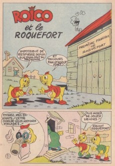 Extrait de Roico -26- Roico et le roquefort