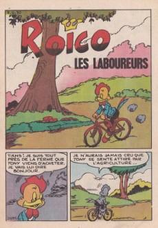 Extrait de Roico -268- Les laboureurs