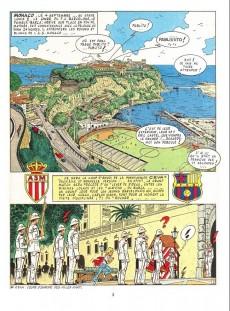 Extrait de Eric Castel -7a- La nuit de Tibidabo