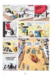 Extrait de Lucky Luke -13b1984- Le juge