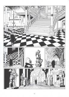 Extrait de Choc (Maltaite/Colman) -1TT- Les fantômes de Knightgrave