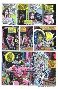 Extrait de Conan the Barbarian Vol 1 (Marvel - 1970) -20- The black hound of vengeance!