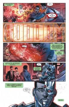 Extrait de Justice League (DC Renaissance) -7- Le Règne du mal - 2e partie