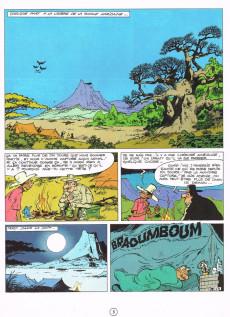 Extrait de Tif et Tondu -28a1983- Métamorphoses