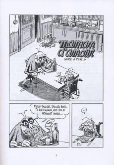 Extrait de Vermines -HS1- Vermines magazine n°1