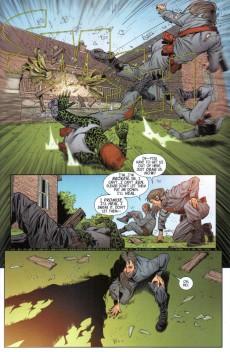 Extrait de Death of Wolverine: The Weapon X Program (2015) -4- Analysis