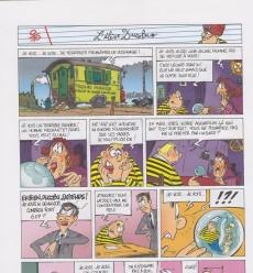 Extrait de L'Élève Ducobu -2Ind- Au coin !