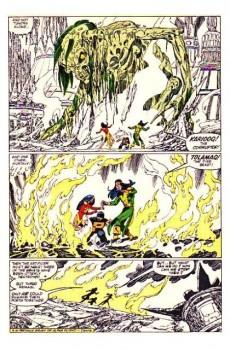 Extrait de Alpha Flight (1983) -24- Final conflict