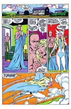 Extrait de Alpha Flight (Marvel comics - 1983) -27- Betrayal