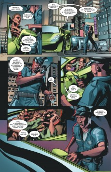 Extrait de Arrow -1- Volume 1