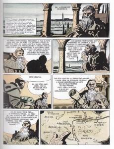 Extrait de Corto Maltese (Intégrales en coffret) -INT3- Les Celtiques - Les Éthiopiques