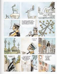 Extrait de Corto Maltese (Intégrales en coffret) -INT5- La maison dorée de Samarkand
