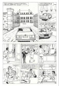 Extrait de Inspecteur Caryton (Les aventures de l') -7- Trafic d'armes
