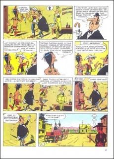 Extrait de Lucky Luke -33d83'- Le Pied-Tendre