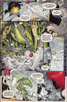 Extrait de Cyberforce (Image Comics - 1993) -6- Assault with a deadly woman, part 3