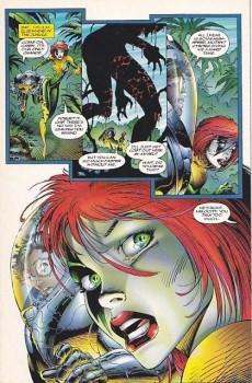 Extrait de Cyberforce (Image Comics - 1993) -7- Assault with a deadly woman, part 4