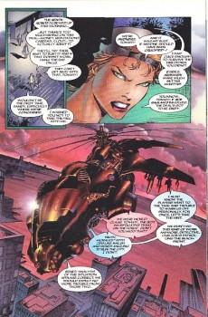 Extrait de Cyberforce (Image Comics - 1993) -9- S.H.O.C. Treatment