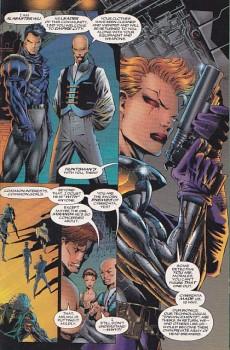Extrait de Cyberforce (Image Comics - 1993) -10- S.H.O.C. Waves