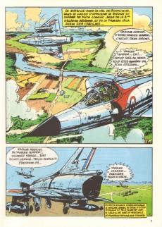 Extrait de Tanguy et Laverdure (16/22) -555- Mission spéciale - 1re partie