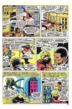 Extrait de Ms. Marvel (1977) -1- This woman, this warrior!