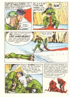 Extrait de Tanguy et Laverdure (16/22) -218- Pour l'honneur des cocardes
