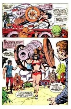Extrait de Mister Miracle (DC comics - 1971) -5- Murder machine!