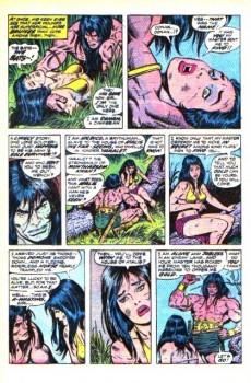 Extrait de Conan the Barbarian Vol 1 (Marvel - 1970) -30- The Hand of Nergal!