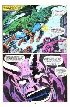 Extrait de The eternals Vol.1 (Marvel comics - 1976) -4UK- The night of the demons!