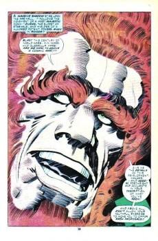 Extrait de The eternals Vol.1 (Marvel comics - 1976) -5UK- Olympia!