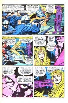 Extrait de The eternals Vol.1 (Marvel comics - 1976) -6UK- Gods and men at city college!