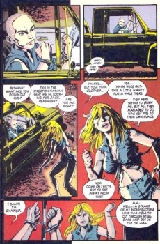 Extrait de Next Men (John Byrne's) (1992) -4- Boneyard