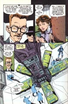 Extrait de Next Men (John Byrne's) (1992) -6- Dominos