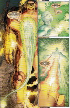 Extrait de Eternals (2006) -6- Modified rapture