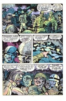 Extrait de Captain Victory and the Galactic Rangers (1981) -4- The fighting airborne