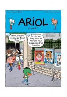 Extrait de Ariol (2e Série) -10- Les petits rats de l'opéra