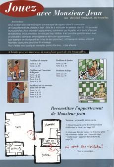 Extrait de Monsieur Jean -4SUP- Monsieur Jean Comics
