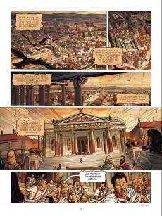 Extrait de L'homme de l'année -8- -44 - L'Homme qui voulut venger César
