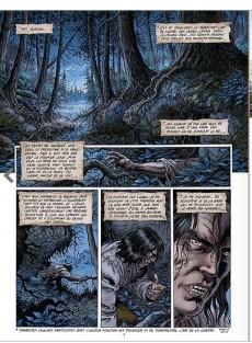 Extrait de Le prince de la Nuit -7- La Première Mort