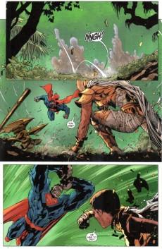 Extrait de Superman/Wonder Woman (2013) -9VC- Doomed: [Enemy of the State]: Chapter 2 - Escape